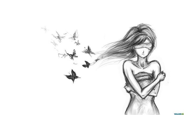 Картинки рисованные карандашом о любви 4