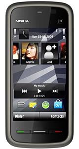 Смартфон NOKIA 5228 (black) (160x301, 22Kb)