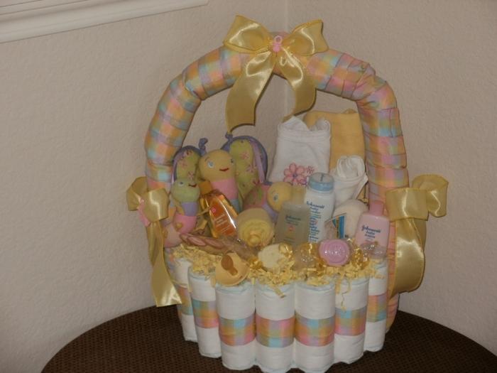 Подарок для мамы новорожденных своими руками
