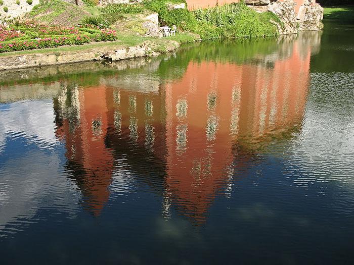 Червена Лгота - сказочный замок 55846