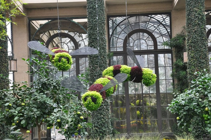 Сады Лонгвуда, Пенсильвания, США. 67035