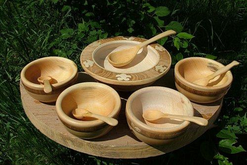 деревянная посуда Руси (500x335, 47Kb)