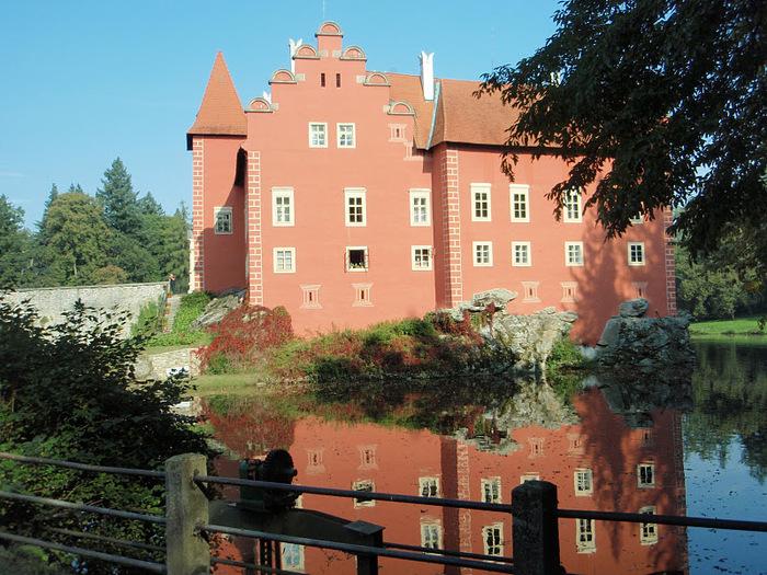 Червена Лгота - сказочный замок 59154