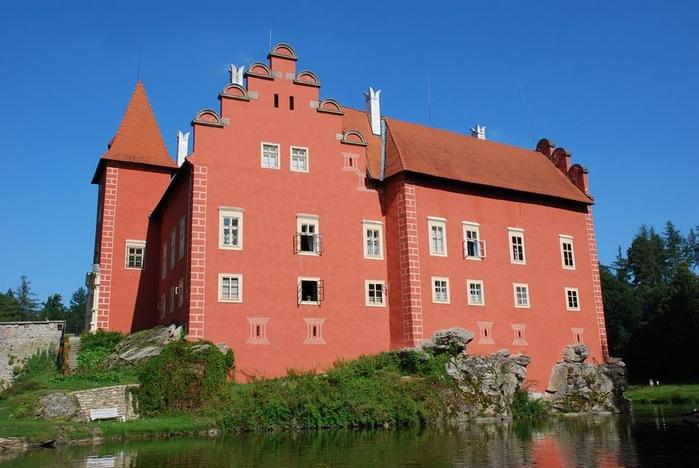 Червена Лгота - сказочный замок 33209