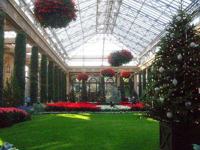 Сады Лонгвуда, Пенсильвания, США. 34234