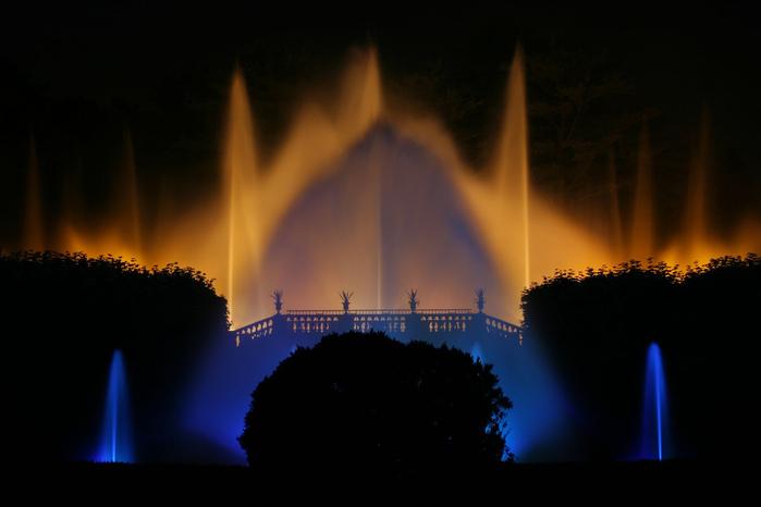 Сады Лонгвуда, Пенсильвания, США. 92998