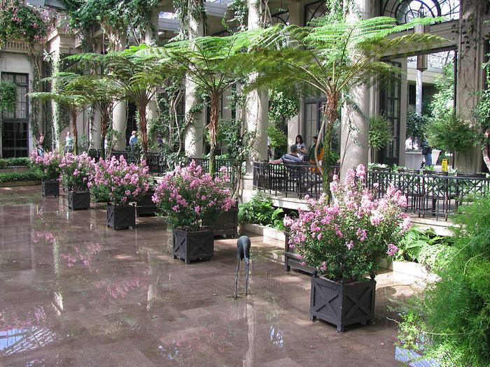 Сады Лонгвуда, Пенсильвания, США. 52831