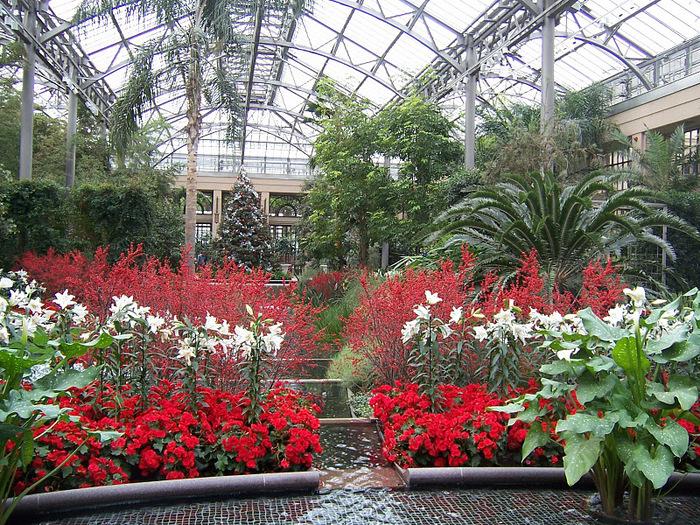 Сады Лонгвуда, Пенсильвания, США. 73350