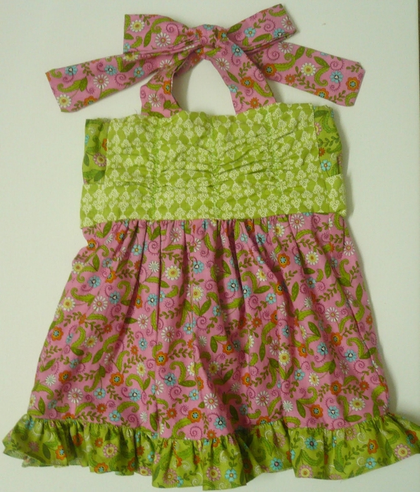Сарафаны и платья детям своими руками