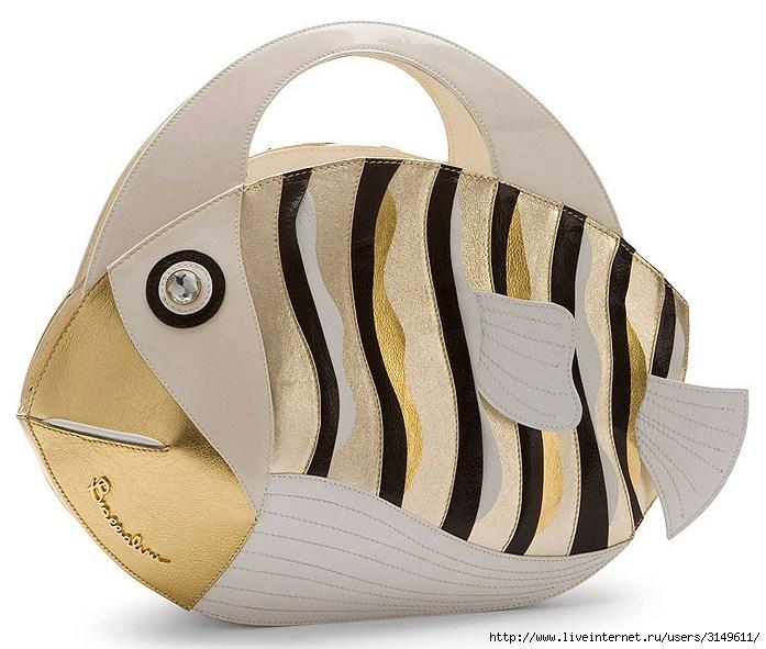 Полет фантазии: сумочки Braccialini.