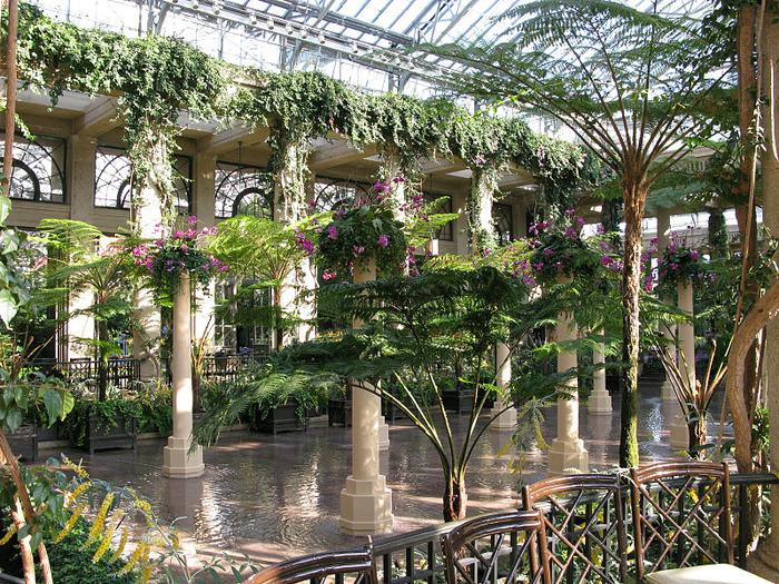 Сады Лонгвуда, Пенсильвания, США. 69105