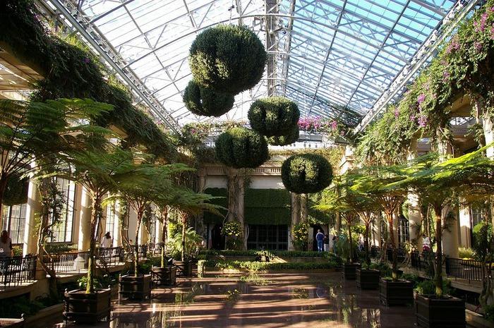 Сады Лонгвуда, Пенсильвания, США. 77968