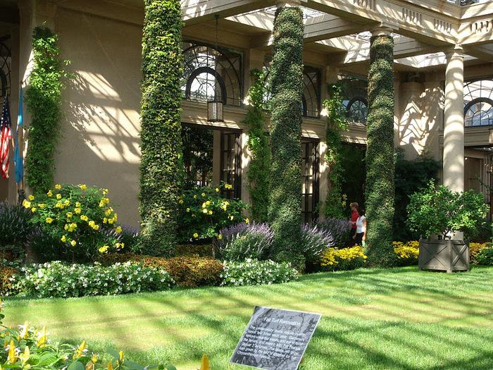 Сады Лонгвуда, Пенсильвания, США. 84221