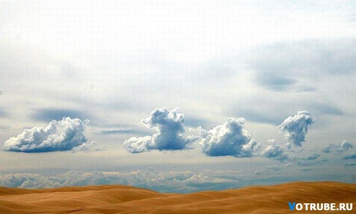 красота неба фото