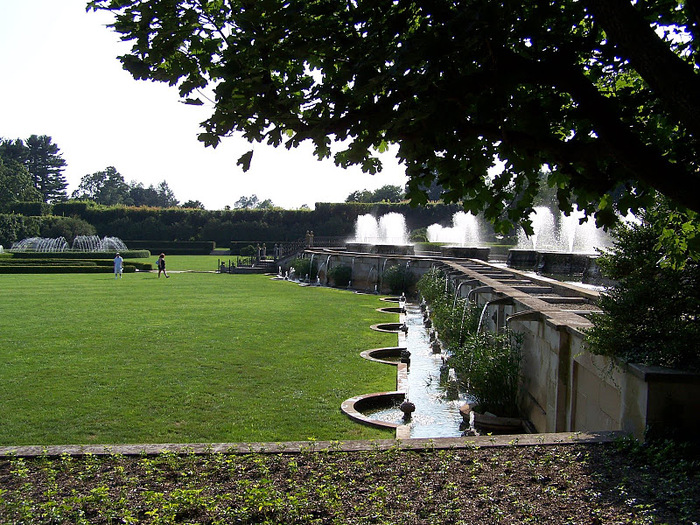 Сады Лонгвуда, Пенсильвания, США. 22141