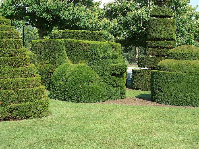Сады Лонгвуда, Пенсильвания, США. 31824