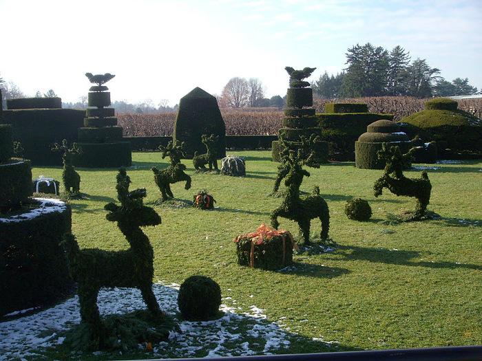 Сады Лонгвуда, Пенсильвания, США. 74368