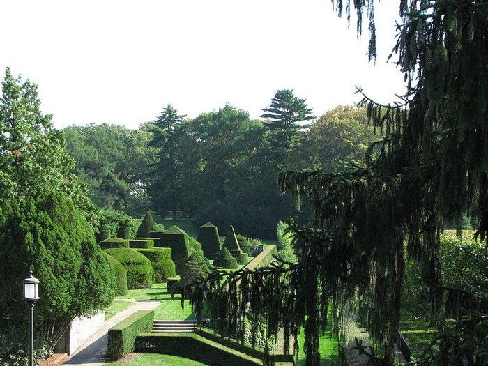 Сады Лонгвуда, Пенсильвания, США. 68452