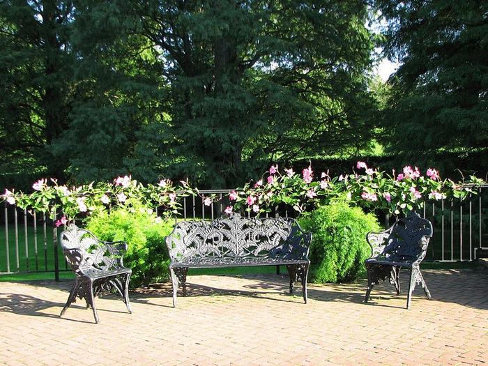 Сады Лонгвуда, Пенсильвания, США. 96024