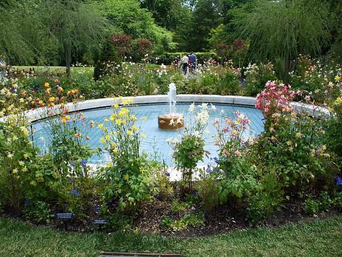 Сады Лонгвуда, Пенсильвания, США. 12271