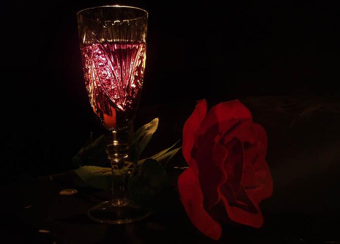 Вечер романтика