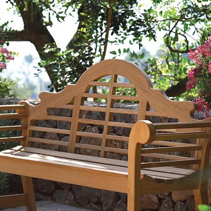 Элегантная простота - колониальный стиль сада