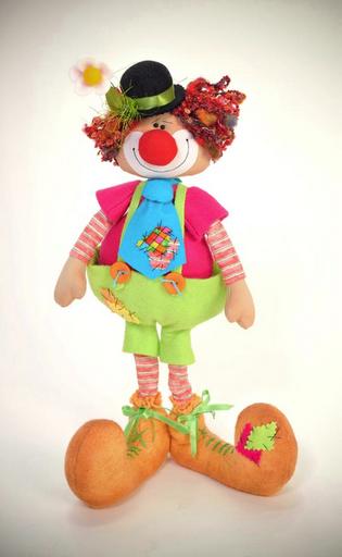 Как сделать костюм клоуна своими руками