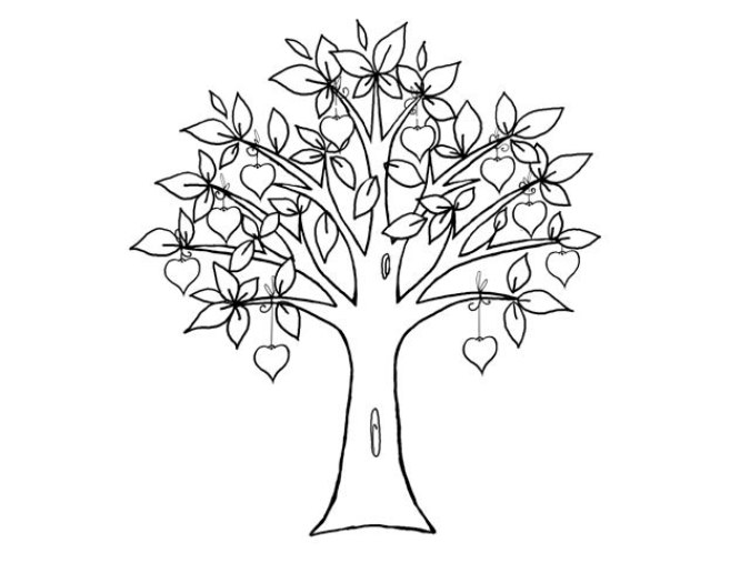 love-tree-template (675x507, 46Kb)