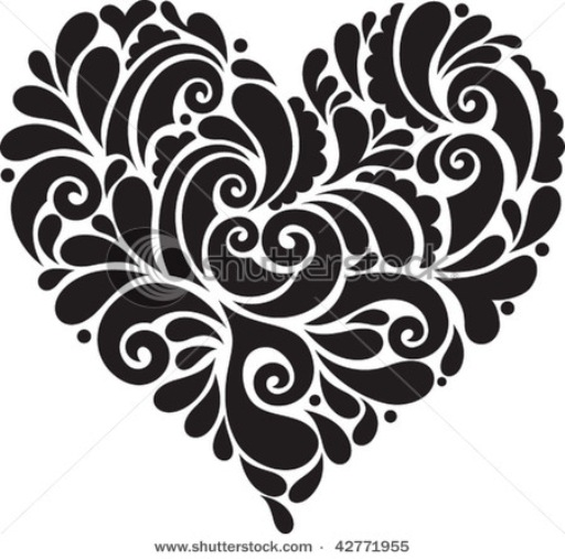stock-vector-heart-shape-42771955 (512x507, 78Kb)