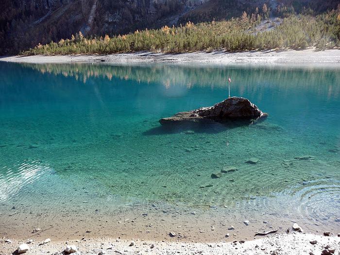 Озеро Oeschinensee 37635