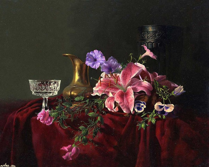 Цветы images yahoo - c104