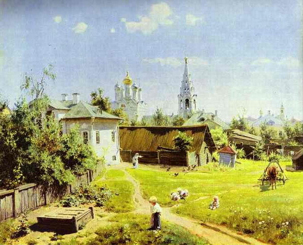картины московского - Лучшие схемы в быту.