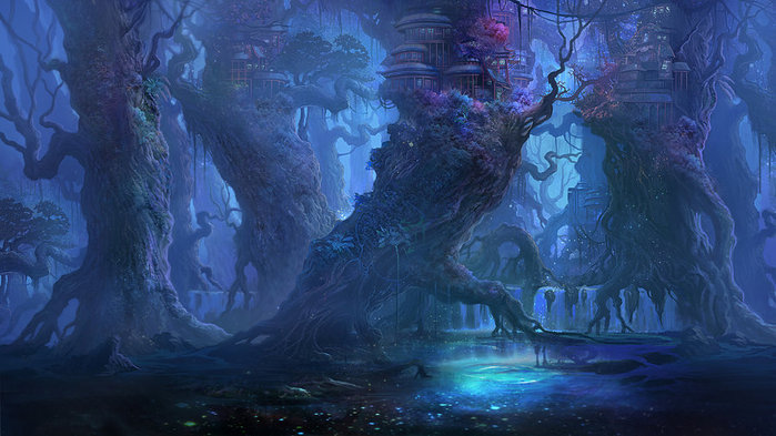 blue_forest_by_gypcg-d4c2d3c (700x393, 76Kb)
