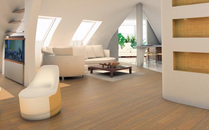 Обои на рабочий стол интерьер, комната, квартира, дизайн, стиль, диван...