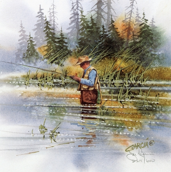 ��������� ������� ��� �������/2348101_Fly_Fishing_Art_Joe_Garcia (548x550, 278Kb)