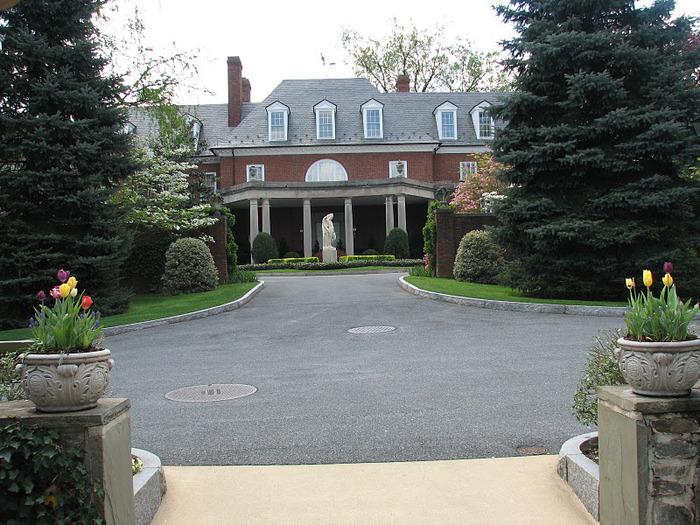 дом-музей Сады Хилвудa, Пенсильвания, США. 42898