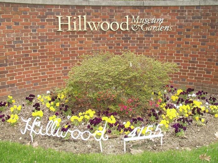 дом-музей Сады Хилвудa, Пенсильвания, США. 81016
