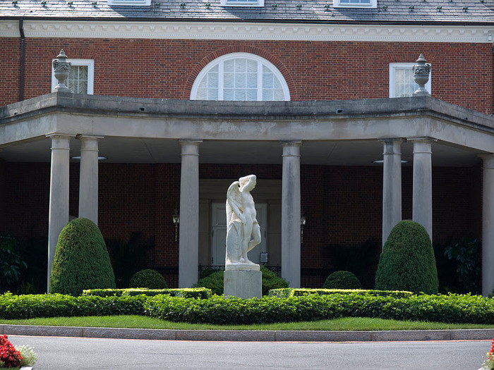 дом-музей Сады Хилвудa, Пенсильвания, США. 49536