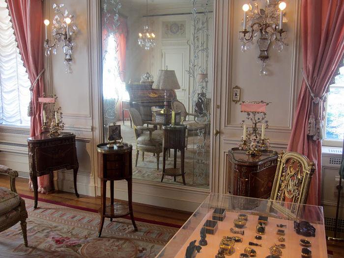 дом-музей Сады Хилвудa, Пенсильвания, США. 50360