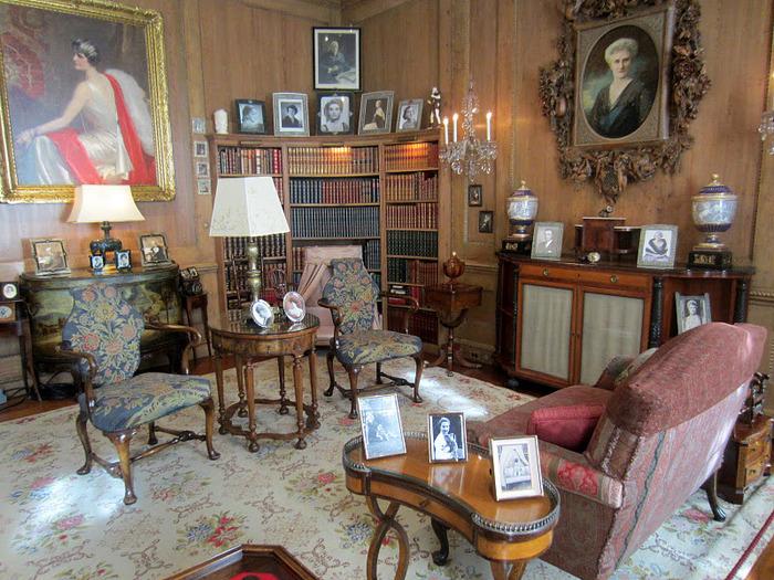 дом-музей Сады Хилвудa, Пенсильвания, США. 97300