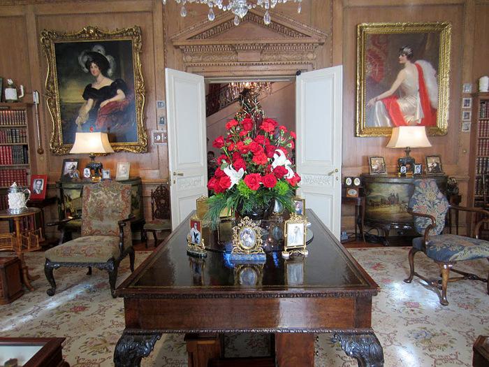 дом-музей Сады Хилвудa, Пенсильвания, США. 45944