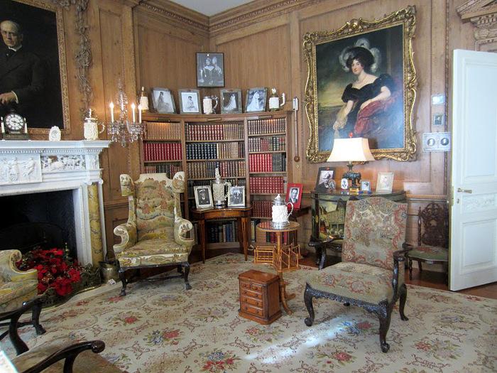 дом-музей Сады Хилвудa, Пенсильвания, США. 76720