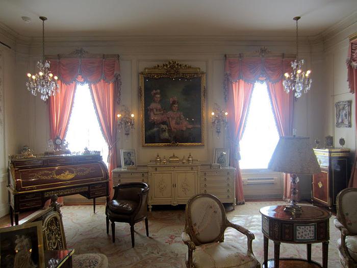 дом-музей Сады Хилвудa, Пенсильвания, США. 21265