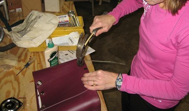 Как сшить сумку своими руками из кожзаменителя