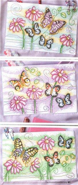 акварельные бабочки карт (272x640, 63Kb)