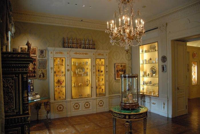 дом-музей Сады Хилвудa, Пенсильвания, США. 42232