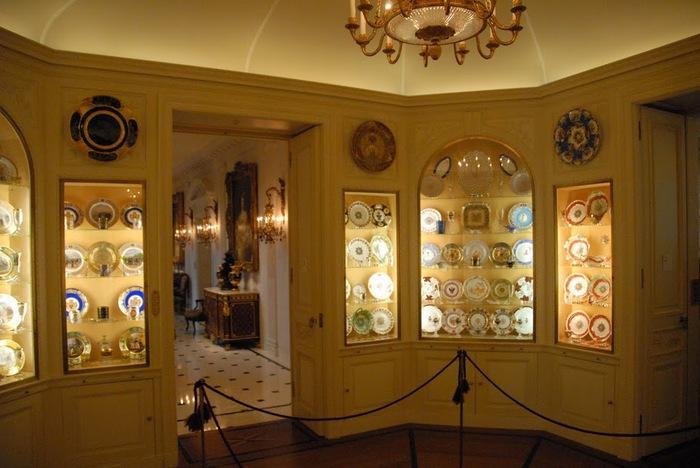 дом-музей Сады Хилвудa, Пенсильвания, США. 83085