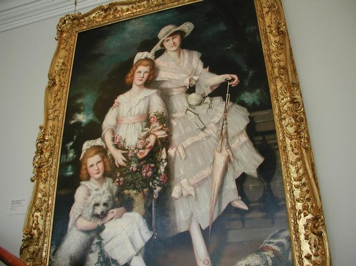 дом-музей Сады Хилвудa, Пенсильвания, США. 15662