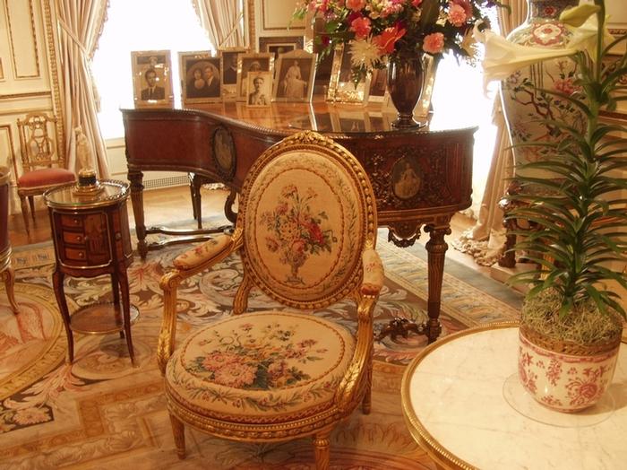 дом-музей Сады Хилвудa, Пенсильвания, США. 43314