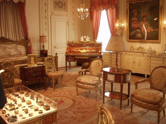 дом-музей Сады Хилвудa, Пенсильвания, США. 71725